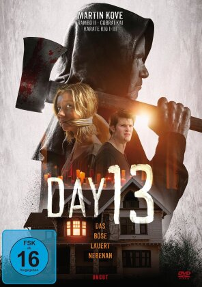 Day 13 - Das Böse lauert nebenan (2020) (Uncut)