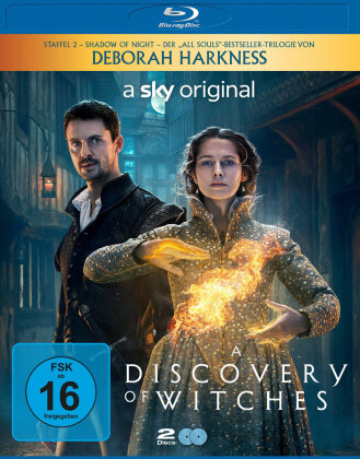 A Discovery of Witches - Staffel 2 (2 Blu-rays)
