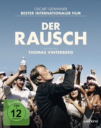 Der Rausch (2020) (Limited Edition, Mediabook, Blu-ray + DVD)