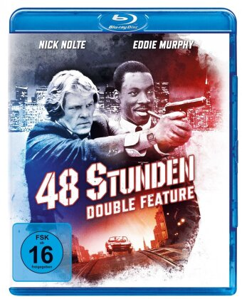 48 Stunden - Double Feature (Remastered, 2 Blu-rays)
