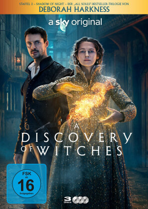 A Discovery of Witches - Staffel 2 (3 DVDs)