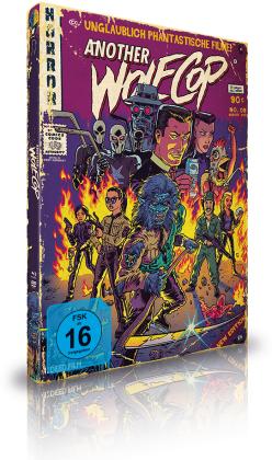 Another Wolfcop (2017) (UPFC - Unglaublich Phantastische Filme Collection, Limited Edition, Mediabook, Blu-ray + DVD)