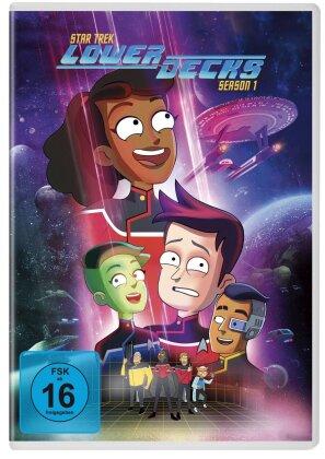 Star Trek: Lower Decks - Staffel 1 (2 DVDs)