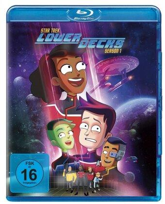 Star Trek: Lower Decks - Staffel 1 (2 Blu-rays)