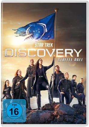 Star Trek: Discovery - Staffel 3 (5 DVDs)
