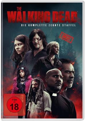 The Walking Dead - Staffel 10 (Uncut, 6 DVDs)