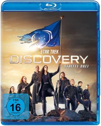Star Trek: Discovery - Staffel 3 (4 Blu-rays)