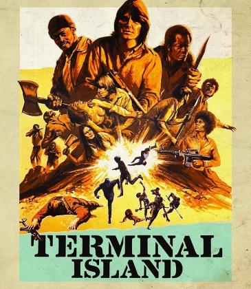 Terminal Island (1973) (4K Ultra HD + Blu-ray)