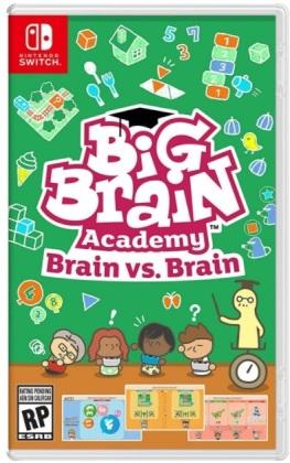 Big Brain Academy - Brain Vs Brain
