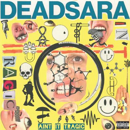 Dead Sara - Ain't It Tragic (cd on demand)