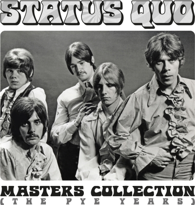 Status Quo - Masters Collection - The Pye Years (2021 Reissue, Music On Vinyl, limited to 2500 Copies, White Vinyl, 2 LPs)