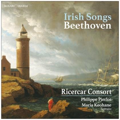 Philippe Pierlot, Ricercar Consort & Maria Keohane - Irish Songs