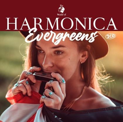 Harmonica Evergreens (2 CDs)
