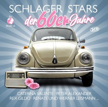 Schlager Stars der 60er Jahre (2 CDs)