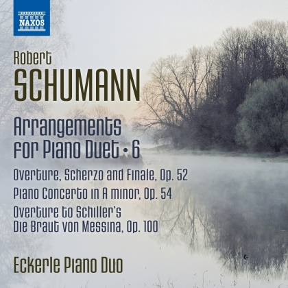 Eckerle Piano Duo & Robert Schumann (1810-1856) - Arrangements For Piano Due 6