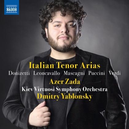 Gaetano Donizetti (1797-1848), Ruggero Leoncavallo (1857-1919), Pietro Mascagni (1863-1945), Giacomo Puccini (1858-1924), Giuseppe Verdi (1813-1901), … - Italian Tenor Arias