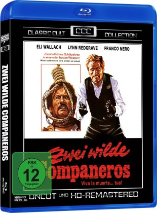 Zwei wilde Companeros (1971) (Classic Cult Collection, HD-Remastered, Uncut)