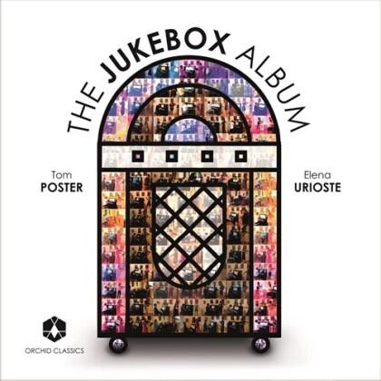 Elena Urioste & Tom Poster - The Jukebox Album (LP)
