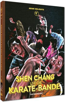 Shen Chang und die Karate-Bande (1973) (Cover C, Limited Edition, Mediabook, Uncut, Blu-ray + DVD)
