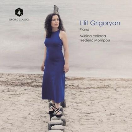 Federico Mompou (1893-1987) & Lilit Grigoryan - Musica Callada