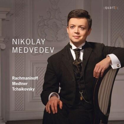 Sergej Rachmaninoff (1873-1943), Nicolai Medtner (1880-1951), Peter Iljitsch Tschaikowsky (1840-1893) & Nikolay Medvedev - Piano Works