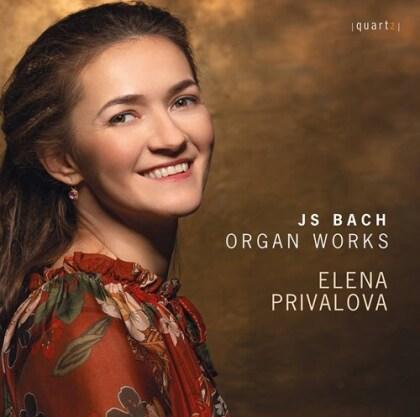 Johann Sebastian Bach (1685-1750) & Elena Privalova - Organ Works