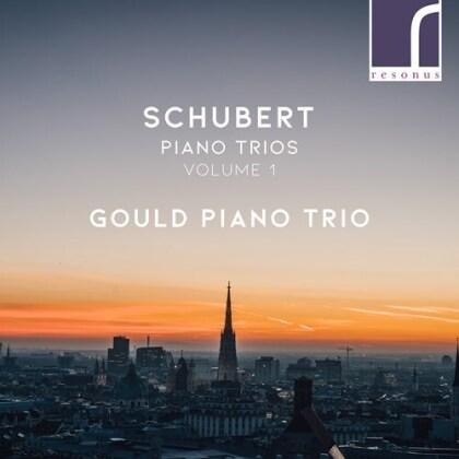Gould Piano Trio & Franz Schubert (1797-1828) - Piano Trios 1