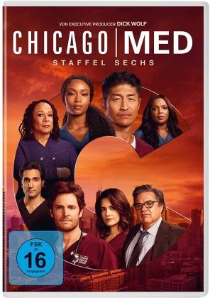 Chicago Med - Staffel 6