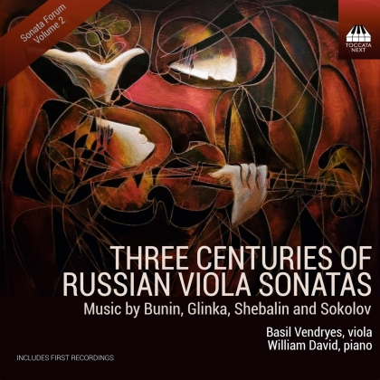 Revol Bunin, Michail Glinka (1804-1857), Vissarion Shebalin (1902-1963), Sokolov, Basil Vendryes, … - Three Centuries Of Russian