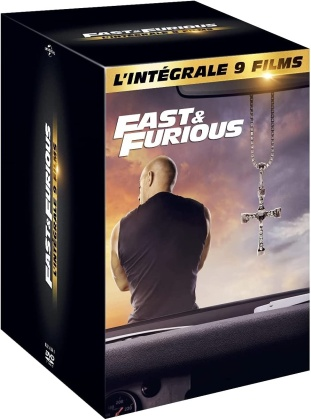 Fast & Furious 1-9 - 9-Movie Collection (9 DVD)