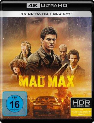 Mad Max (1979) (4K Ultra HD + Blu-ray)