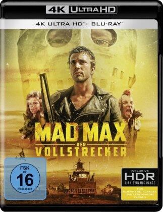 Mad Max 2 - Der Vollstrecker (1982) (4K Ultra HD + Blu-ray)