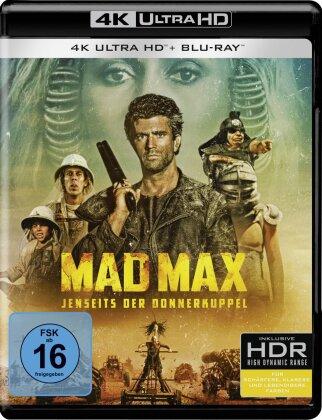 Mad Max 3 - Jenseits Der Donnerkuppel (1985) (4K Ultra HD + Blu-ray)
