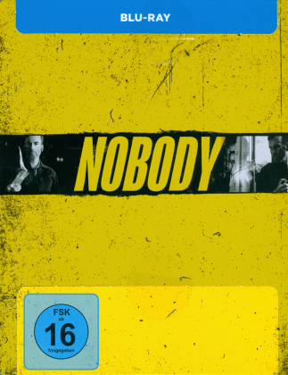 Nobody (2021) (Limited Edition, Steelbook)