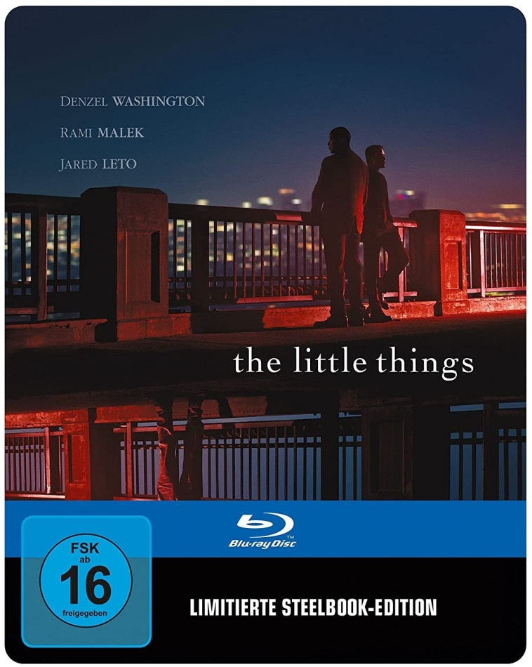The Little Things (2021) (Limited Edition, Steelbook)