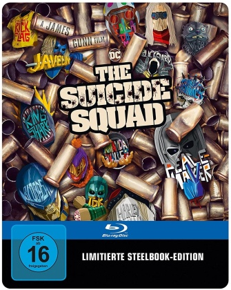 The Suicide Squad (2021) (Limited Edition, Steelbook)
