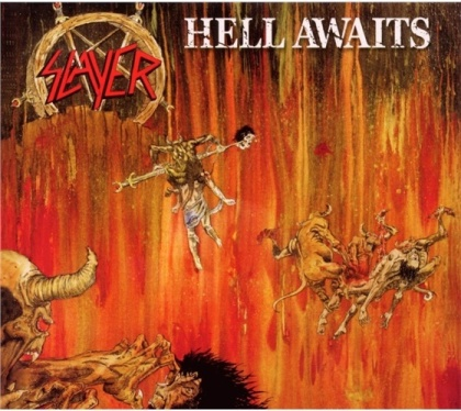 Slayer - Hell Awaits (2021 Reissue, Metal Blade Records)
