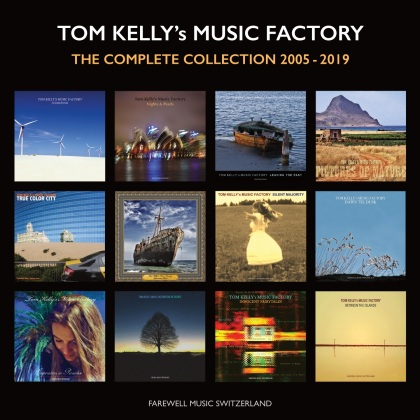 Tom Kelly's Music Factory - The Complete Collection 2005-2019 (12 CDs)