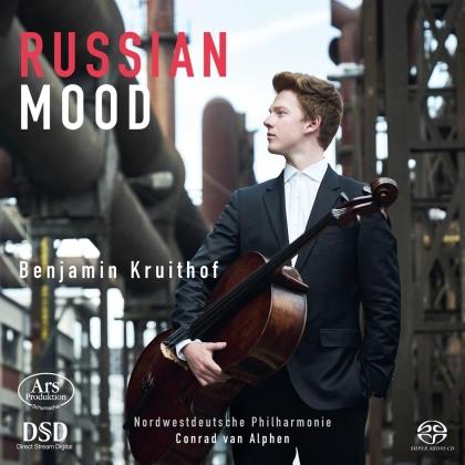 Conrad van Alphen, Benjamin Kruithof & Nordwestdeutsche Philharmonie - Russian Mood (Hybrid SACD)