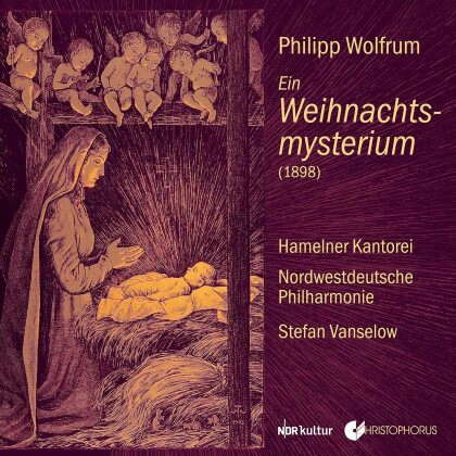 Philipp Wolfrum (1854-1919), Stefan Vanselow, Joo-Anne Bitter, Anne Schuldt, Pawel Brozek, … - Ein Weihnachtsmysterium 31