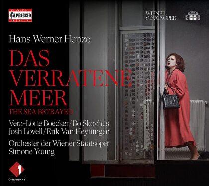 Hans Werner Henze (1926-2012), Simone Young, Josh Lowell, Vera-Lotte Böcker, Bo Skovhus, … - Das Verratene Meer - The Sea Betrayed (2 CDs)