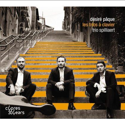 Trio Spilliaert & Désire Pâque - Les Trios A Clavier