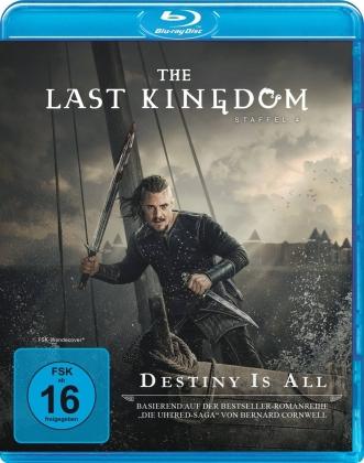 The Last Kingdom - Staffel 4 (Softbox, 4 Blu-rays)