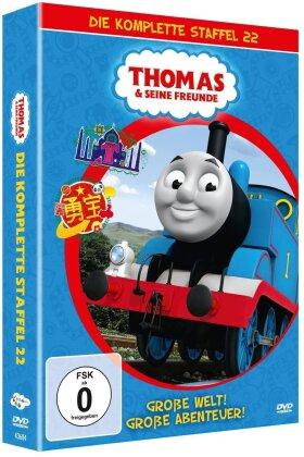 Thomas & seine Freunde - Staffel 22 (5 DVDs)