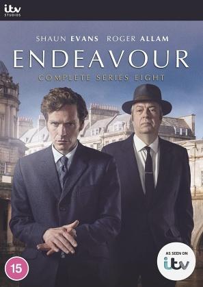 Endeavour - Series 8 (3 DVDs)