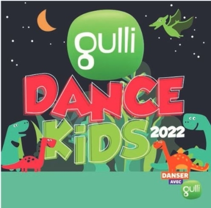 Gulli Dance Kids 2022 (3 CDs)