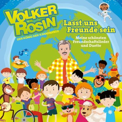 Volker Rosin - Lasst Uns Freunde Sein! - Freundsch.Lieder/Duette