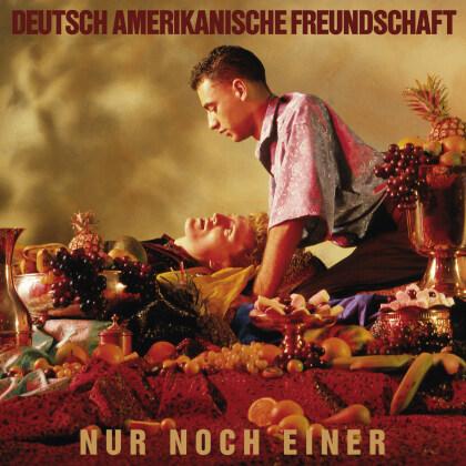 Robert Görl (DAF) & D.A.F. (Deutsch Amerikanische Freundschaft) - Nur Noch Einer (Black Friday 2021, Limited Edition, LP)