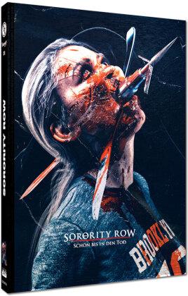 Sorority Row - Schön bis in den Tod (2009) (Cover A, Wattiert, Limited Edition, Mediabook, Uncut, Blu-ray + DVD)