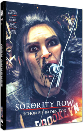 Sorority Row - Schön bis in den Tod (2009) (Cover B, Edizione Limitata, Mediabook, Uncut, Blu-ray + DVD)